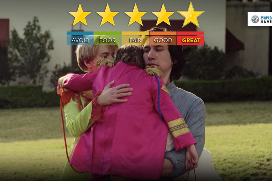 MARRIAGE STORY Is A Masterful Film About Good People At Their Worst | Netflix Film Review