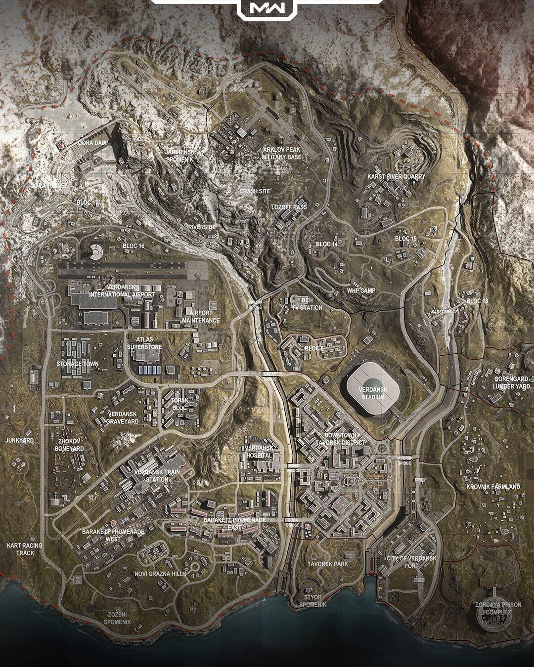 COD-warzone-map