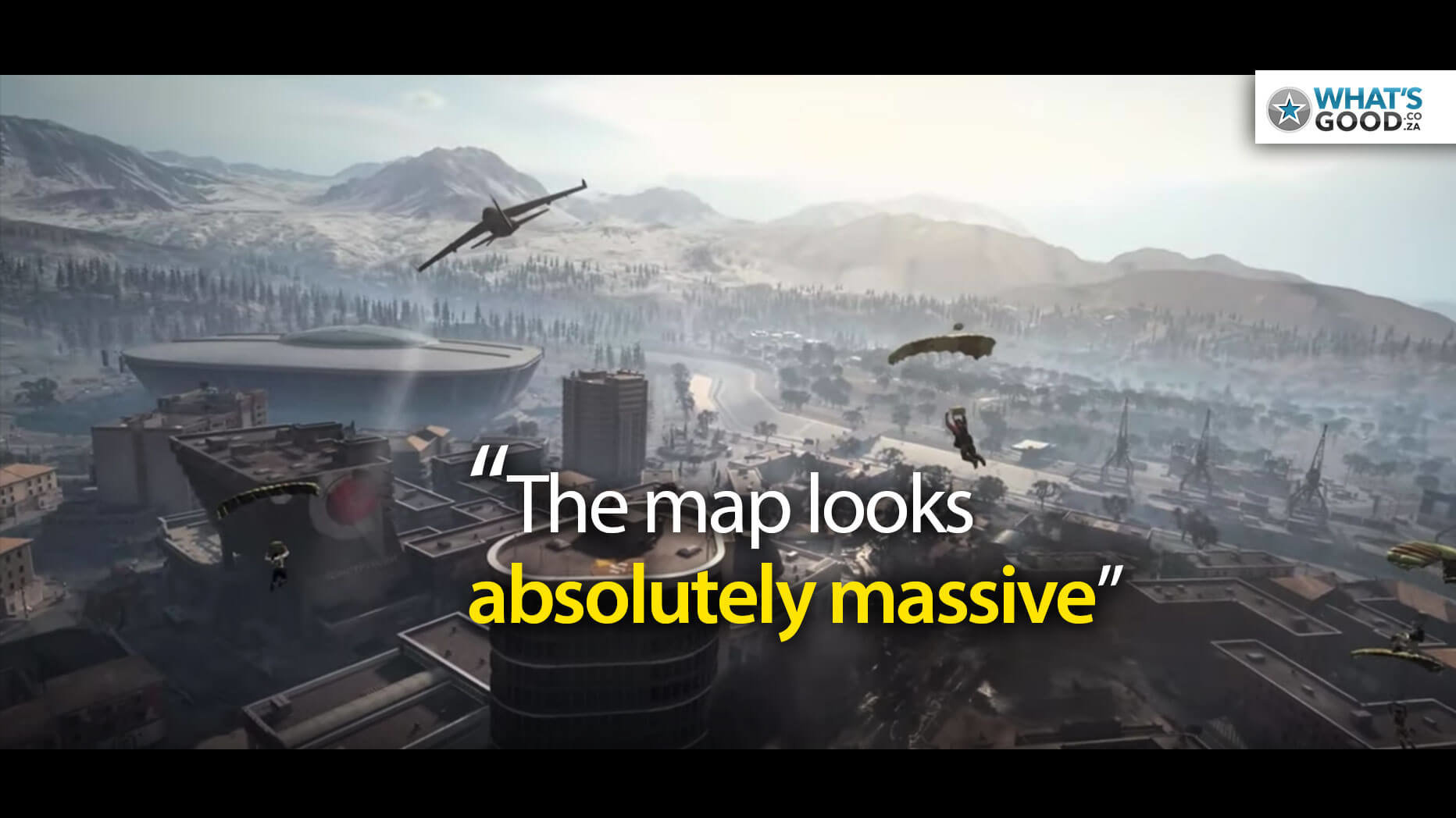 """Call of Duty's Battle Royale """"Warzone"""" Is Full Of Surprises – Watch the trailer here"""