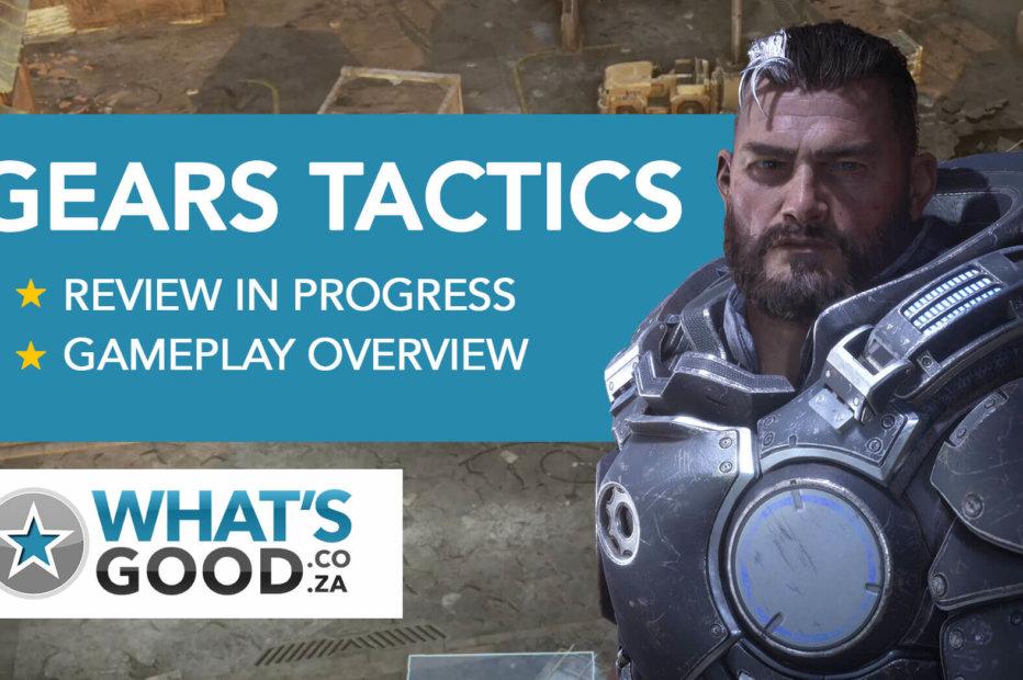 Gears Tactics | Gameplay Overview Video