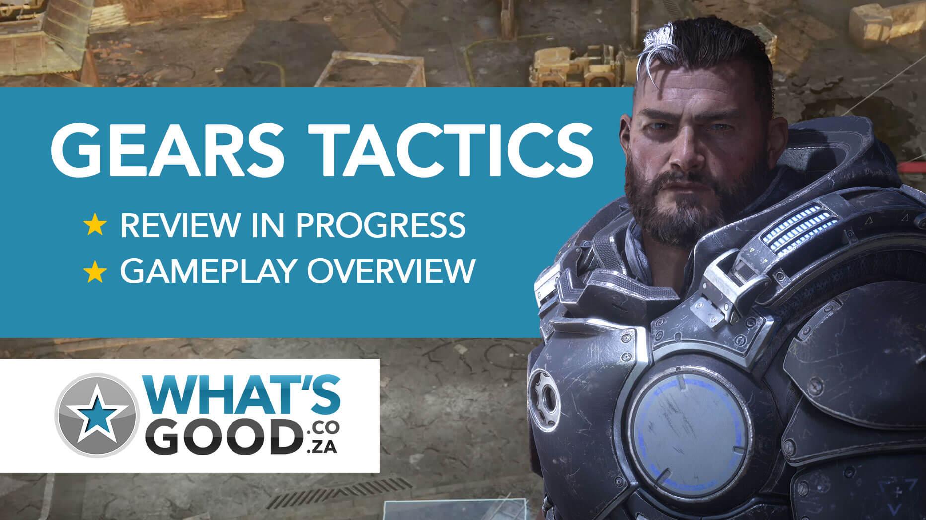 Gears Tactics Header