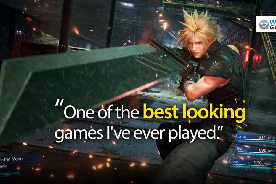 Final Fantasy 7 Remake Review – TIFA 2020