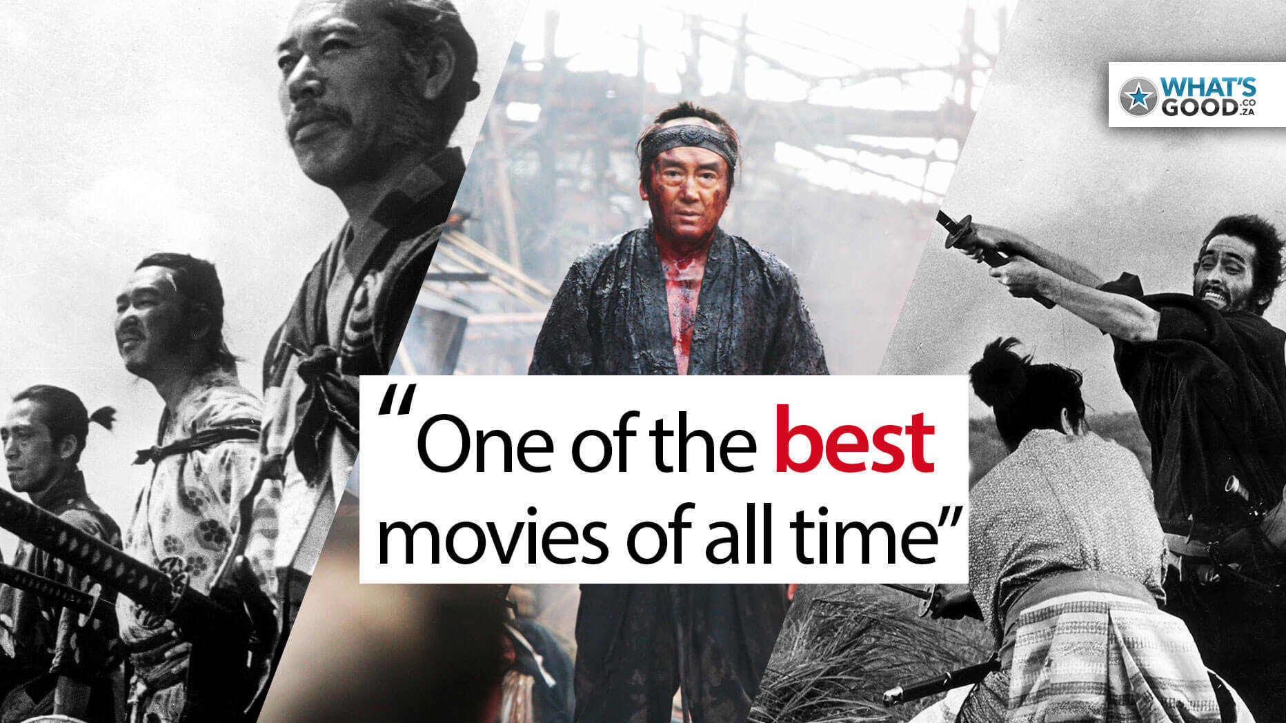 The 6 Best Samurai Movies To Watch Before You Play Ghost of Tsushima