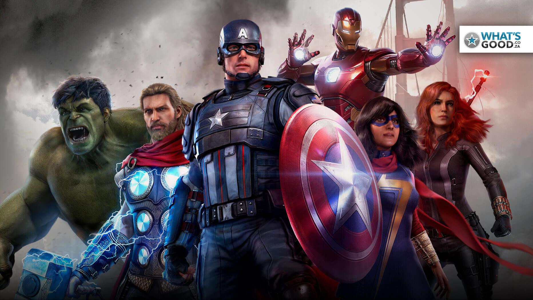 Marvel's Avengers Review – PS4 Pro | Destiny's Child