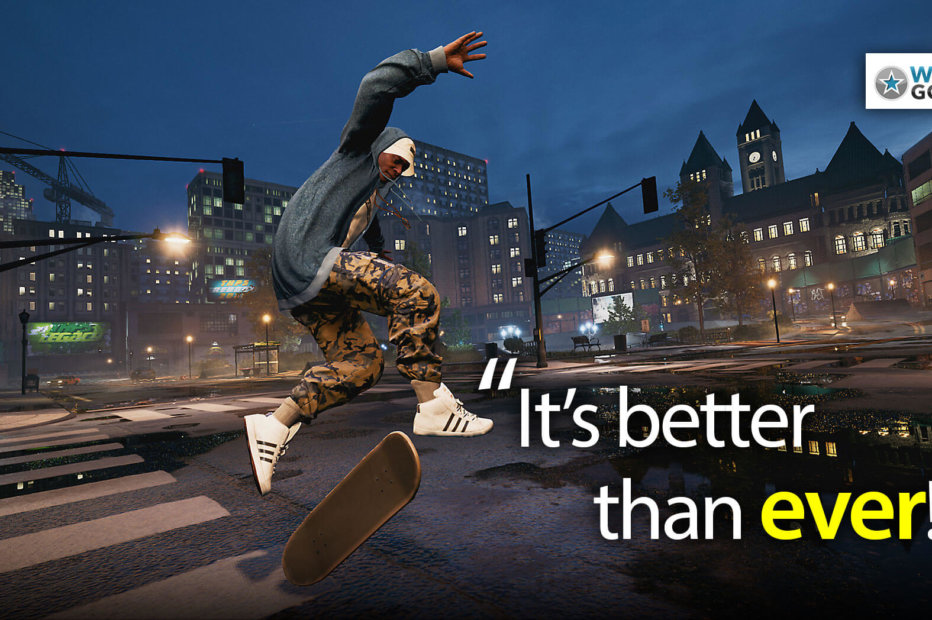 Tony Hawk's Pro Skater 1 + 2 Review – PS4 | Top Deck