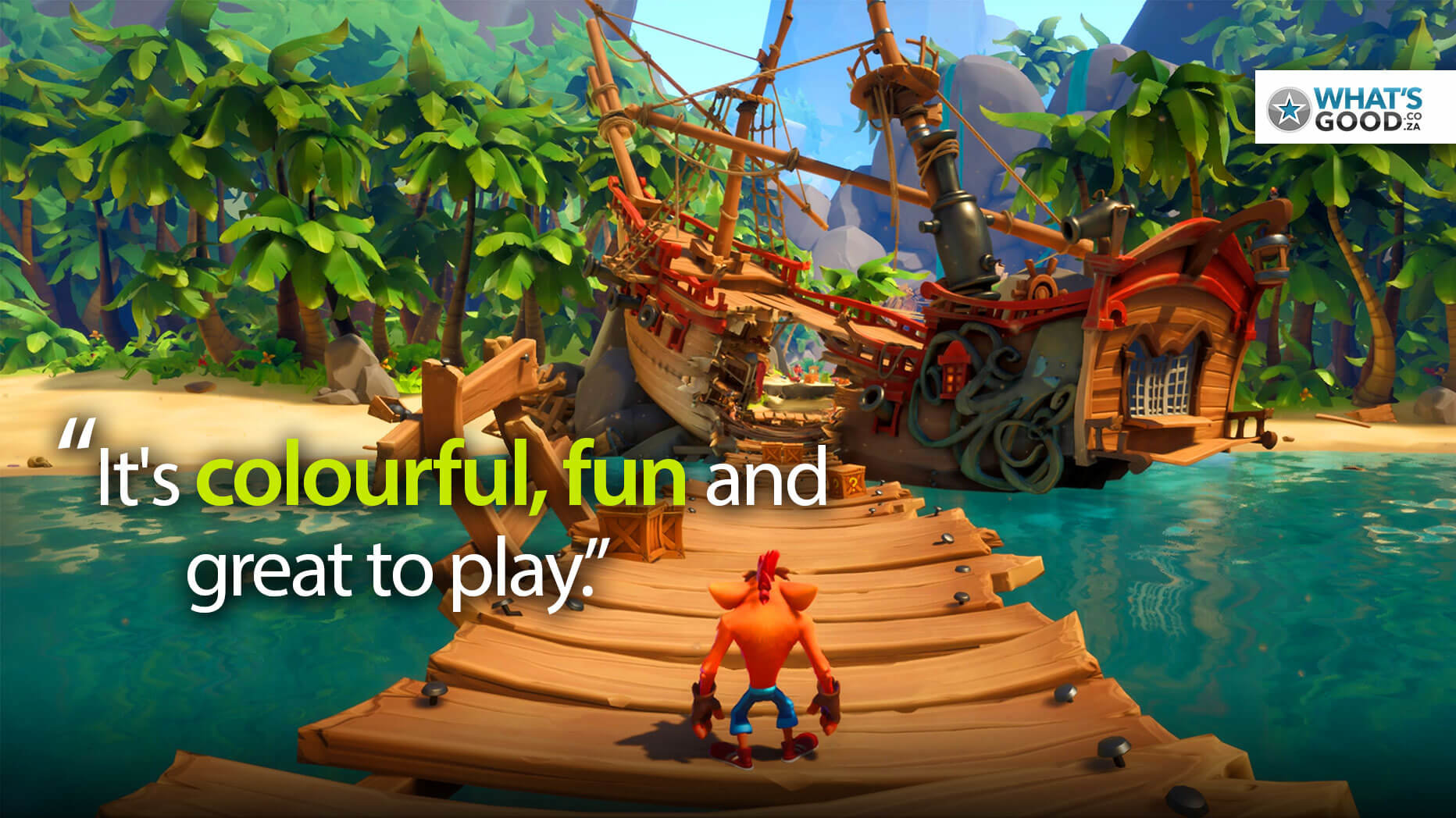 Crash Bandicoot 4 – It's About Time Review   The Crate Escape