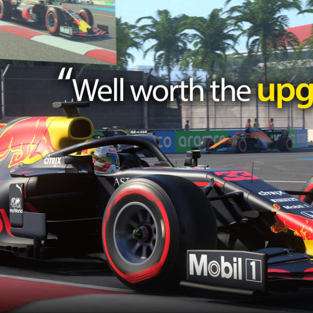 F1 2020 Review | Hybrid Theory