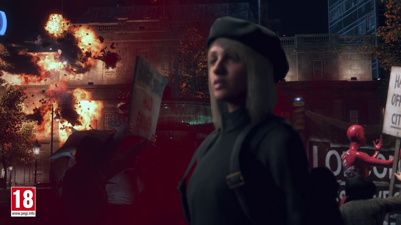 Who's Watching The Watch Dogs: Legion Trailer? (You Are)