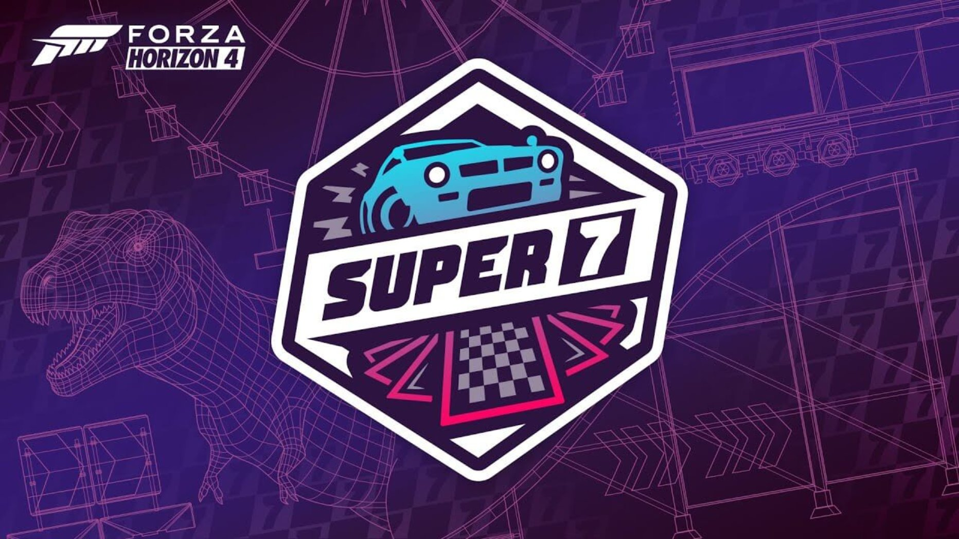 WATCH: Forza Horizon 4's FREE Super7 Stunt Update Trailer (Out Today)