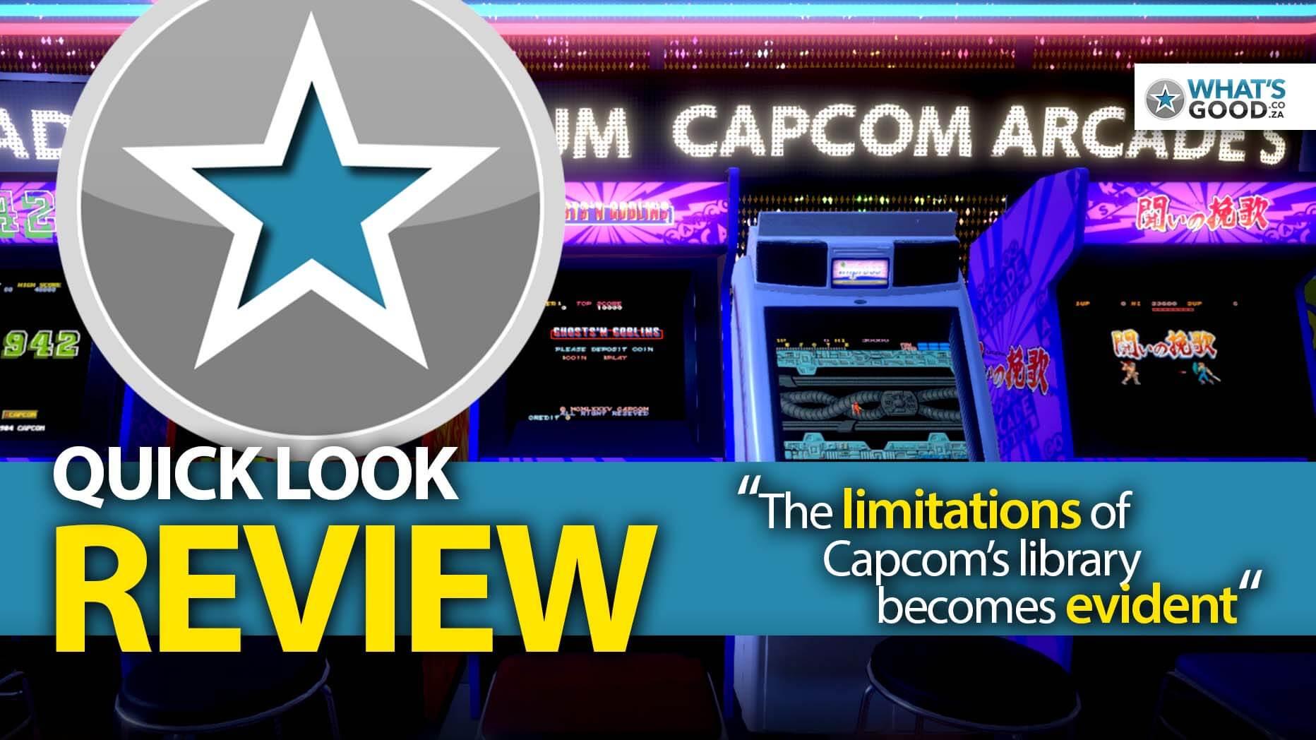 CapcomArcade