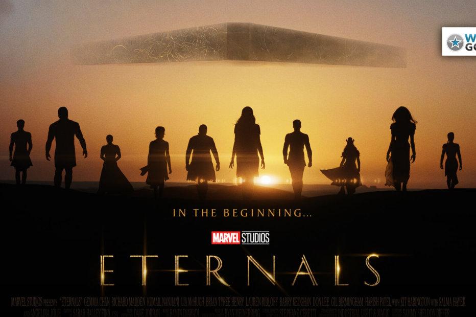 WATCH: Marvel's Eternals Gets Its First Trailer