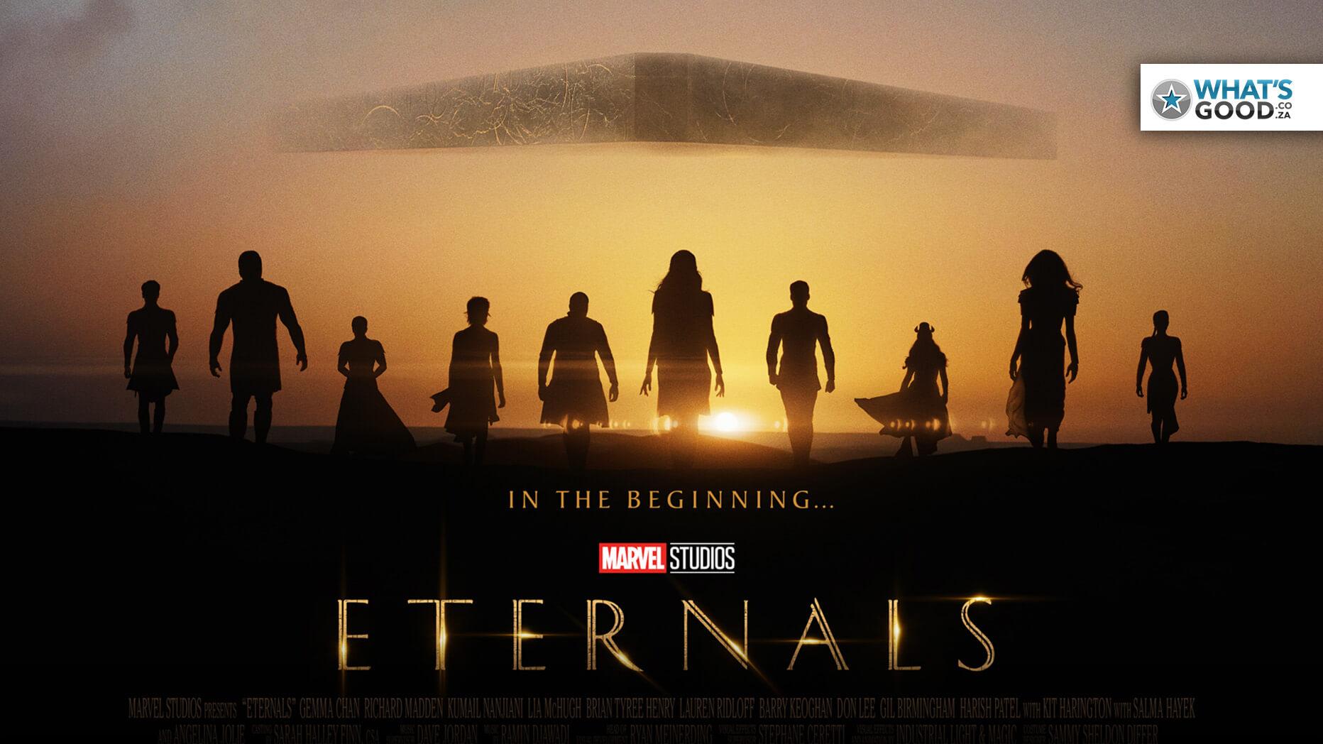 EternalsTrailer