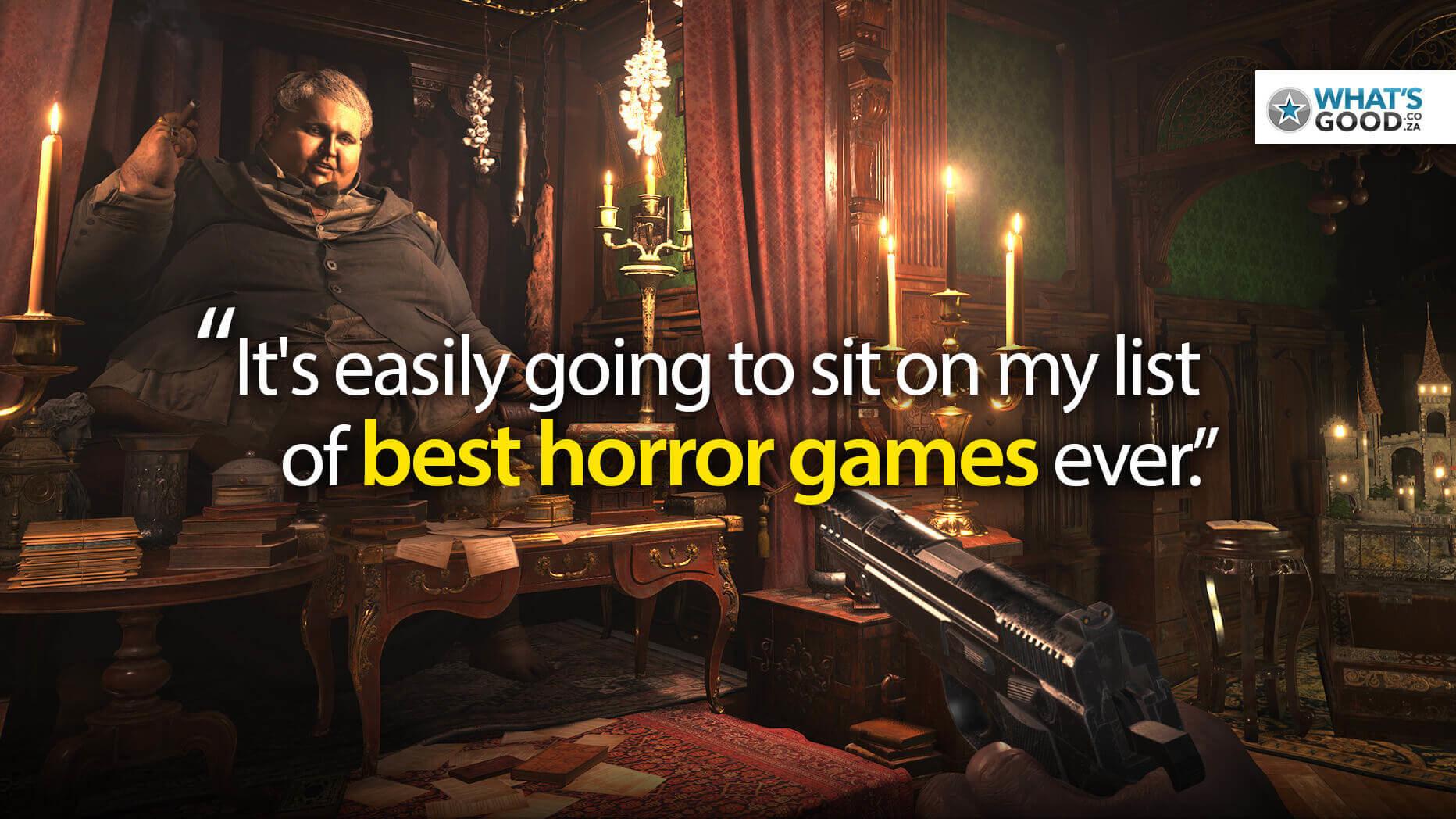 Resident Evil Village Review In Progress (Spoiler Free)