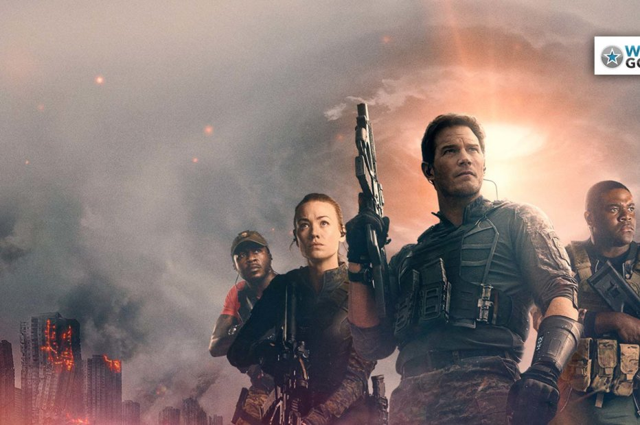 The Tomorrow War Trailer – Coming to Amazon Prime in July