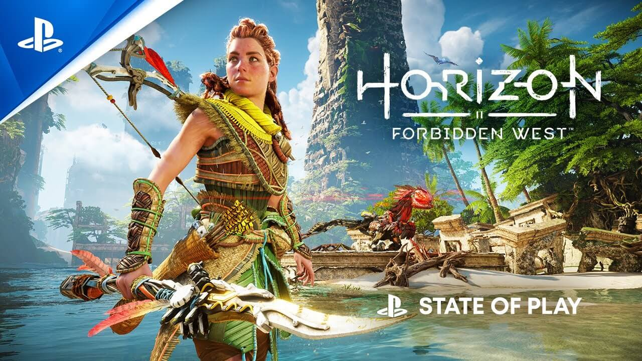 Horizon Forbidden West 4K Gameplay Is Gonna Make You Want A PS5
