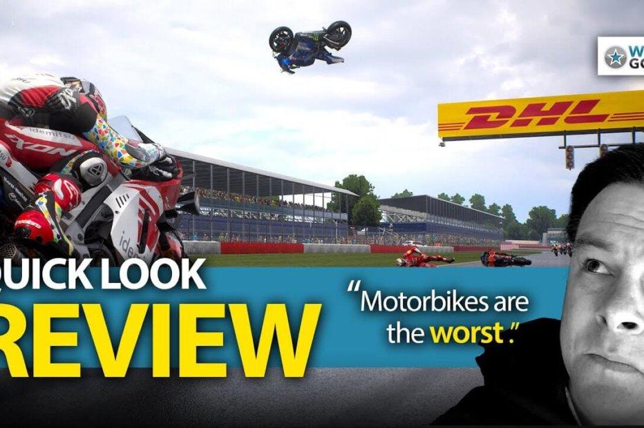MotoGP 21 Video Review – Good For Fans