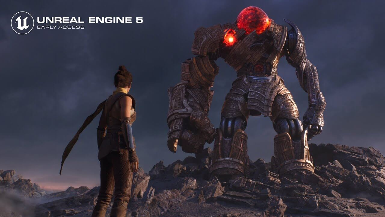 Have You Seen How Insane Unreal Engine 5 Looks?