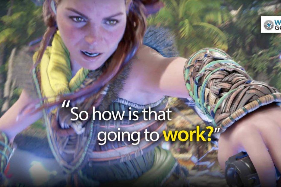 Horizon Forbidden West Developed On PS4? Devs Reveal Info