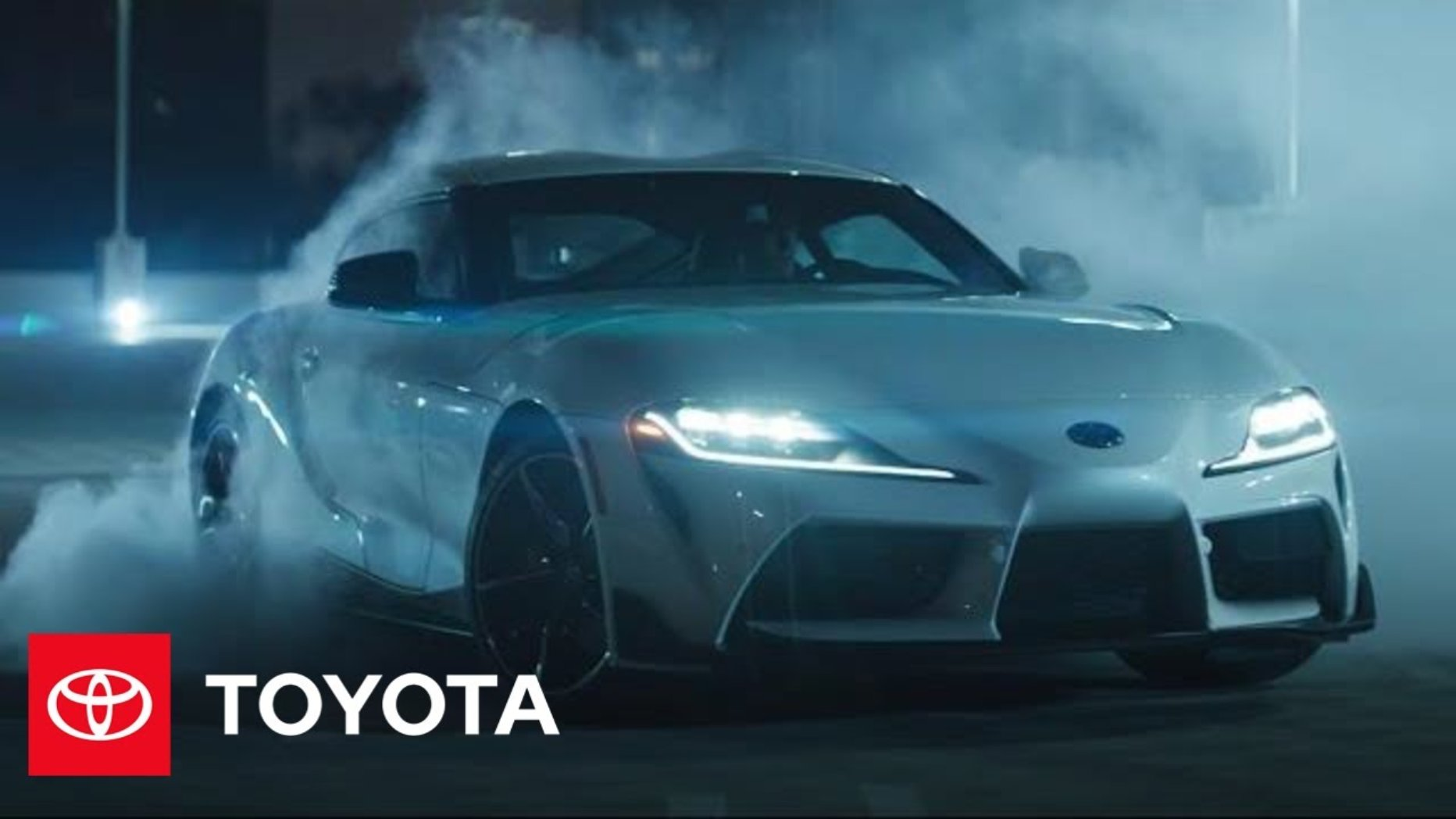 The New Toyota Supra Commercial Is Really Fun (Behind The Scenes Included)
