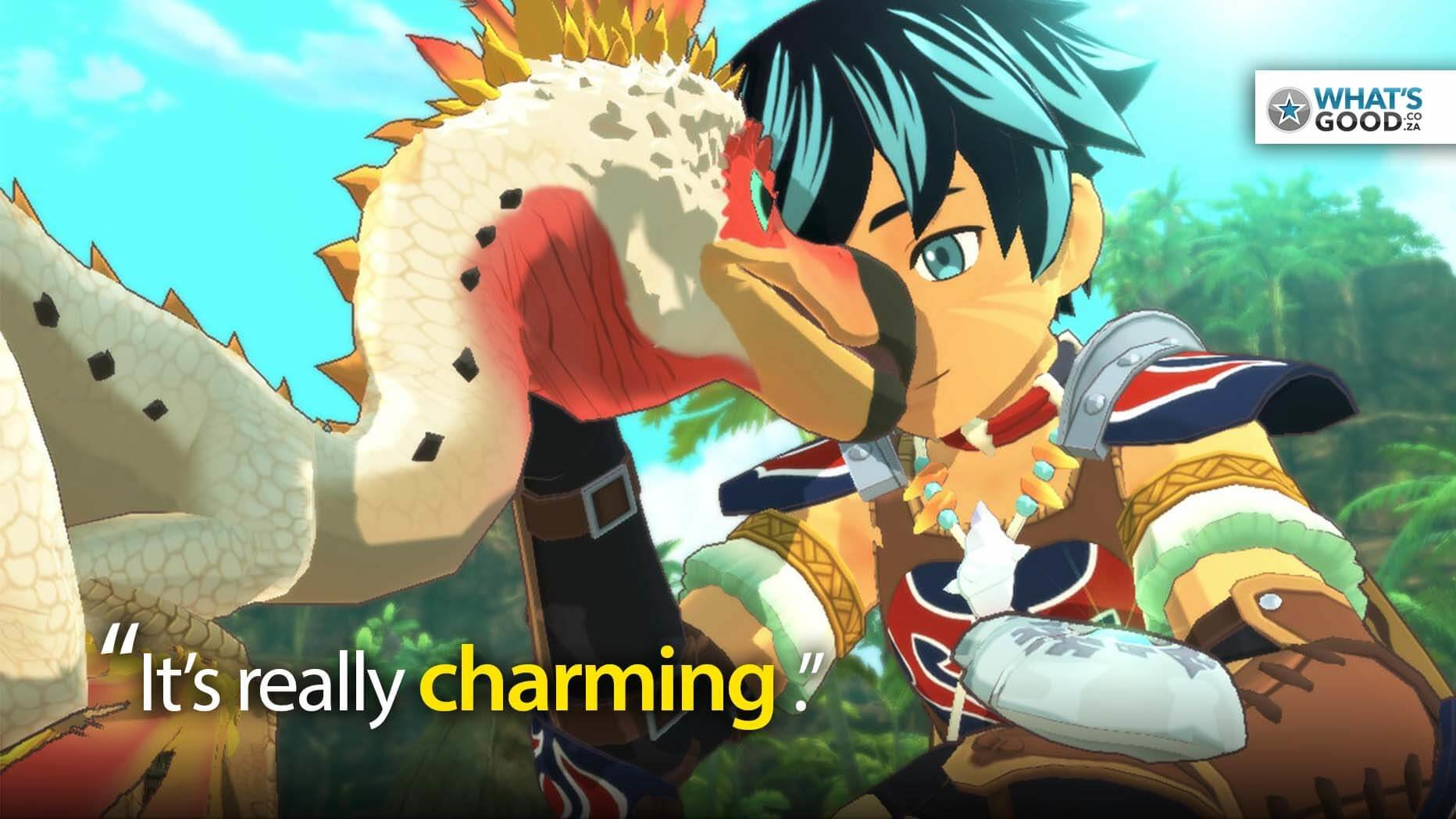 Monster Hunter Stories 2: Wings of Ruin Impressions
