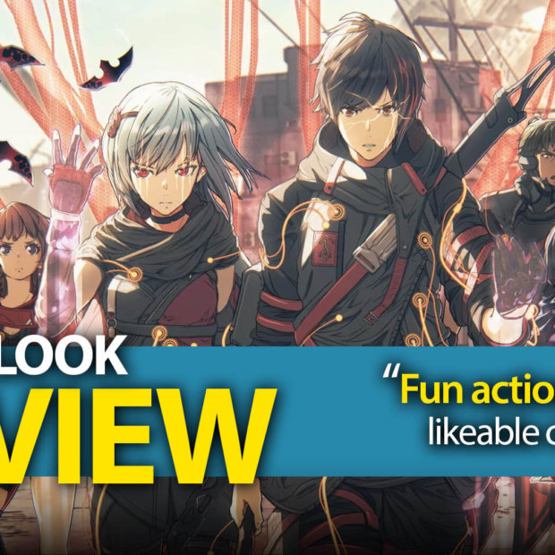What's Up With SCARLET NEXUS? – Quick Look Review + Video