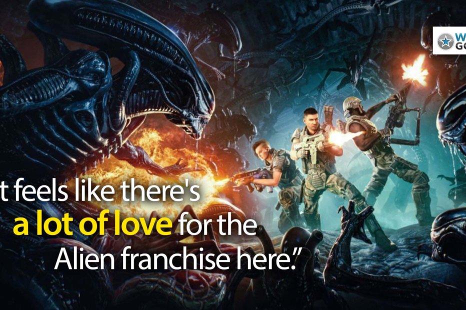 Aliens: Fireteam Elite – It's Game On, Man! | Quick Look Review