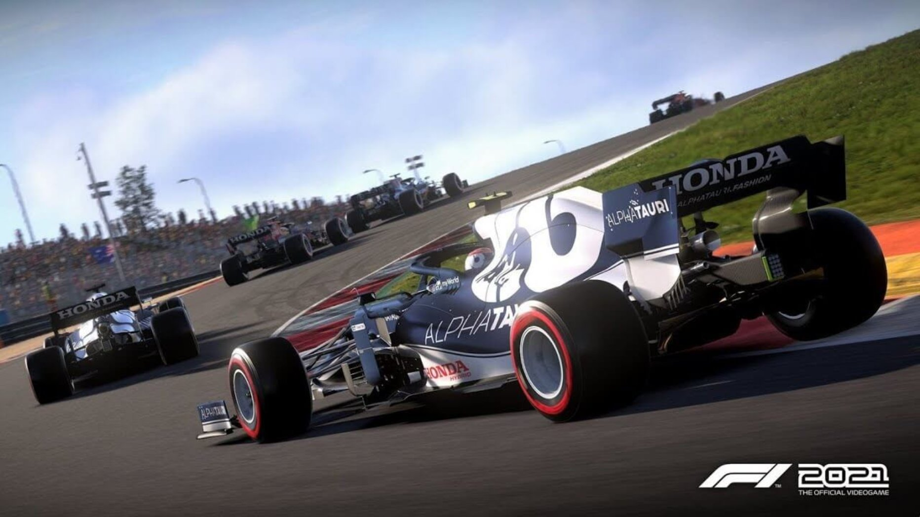 F1 2021 Fans – Check Out A Race On The New Portimao Track